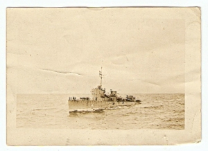 HMS Clare, 1941