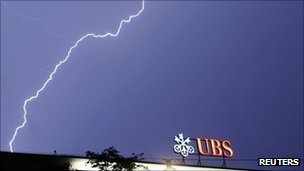 UBS ripped off