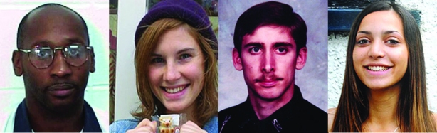 Troy Davis, Amanda Knox, Mark McPhail, and Meredith Kercher