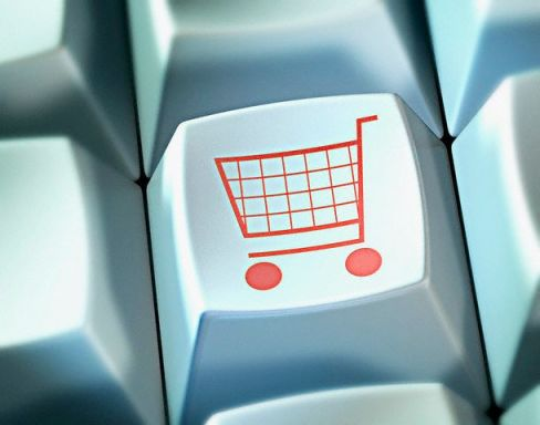 Online shopping explodes