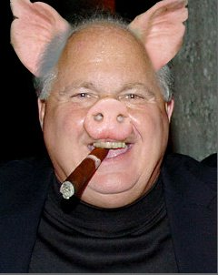 Limbaugh the Pig