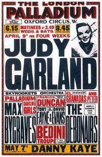 Garland poster