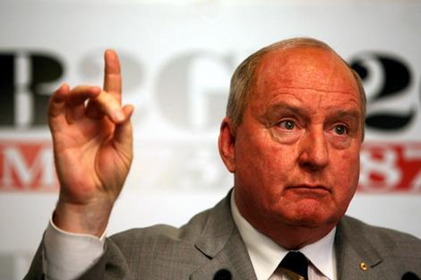 Alan Jones of 2GB