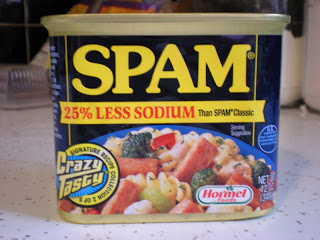 Salr-reduced SPAM