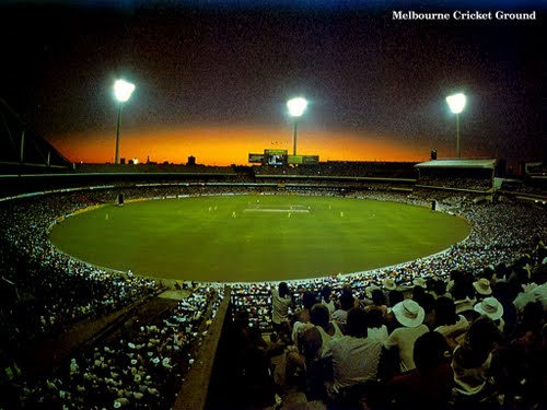 day night cricket