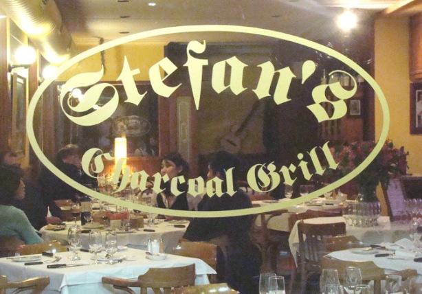 Stefan's Charcoal Grill