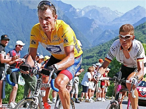 Like many others, this is how I will choose to remember Lance Armstrong.