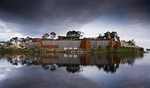 """A short boat ride (or bus) from Constitution Dock in Hobart stands the amazing """"MONA"""". Just go. Trust me."""
