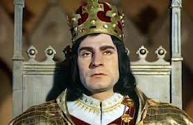 Lawrence Olivier as Richard III