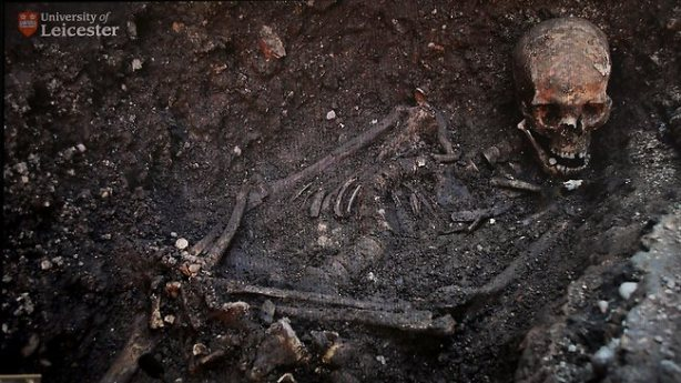Remains of Richard III
