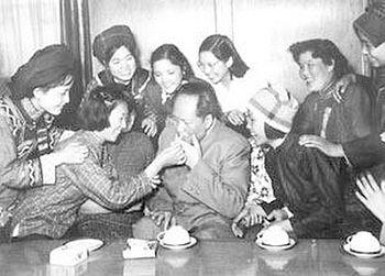 Anal Girl in Mao