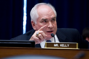 Rp. Mike Kelly. The only problem with political jokes is that they frequently get elected.