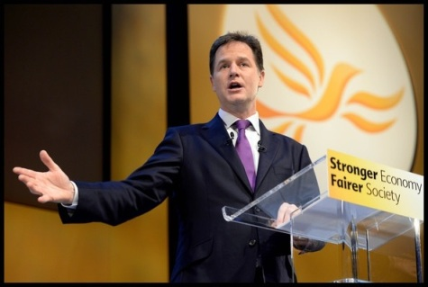 Nice Clegg