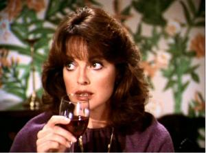 Sue Ellen's drinkin' prarlm ran for a few series ... to everyone's delight.