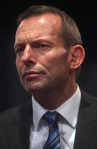 Not exactly the brightest intellectual star in the political sky, for once Abbott's common touch pitched it about right.