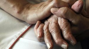 People with dementia lose many things: they never lose the need for simple affection