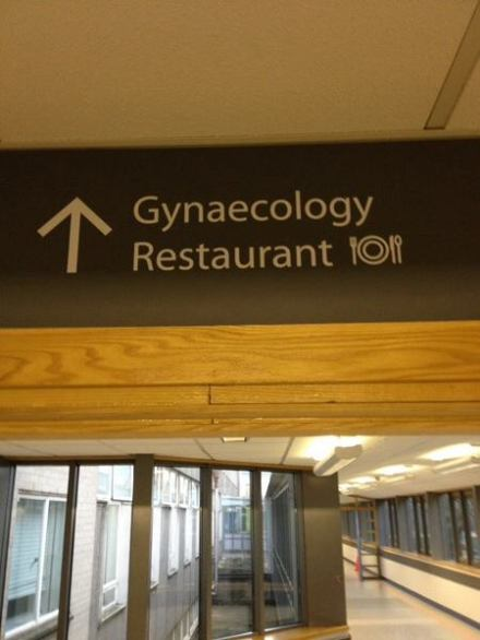 Gynaecology Restaurant
