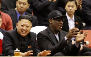 Rodman and Kim