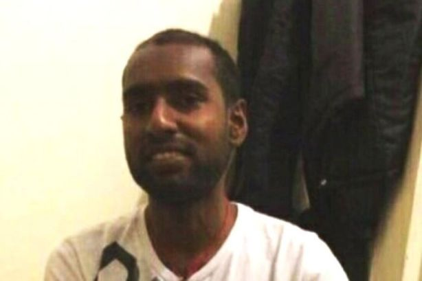 The as-yet un-named asylum seeker who attempted suicide yesterday.