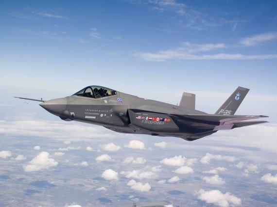 F 35 fighter