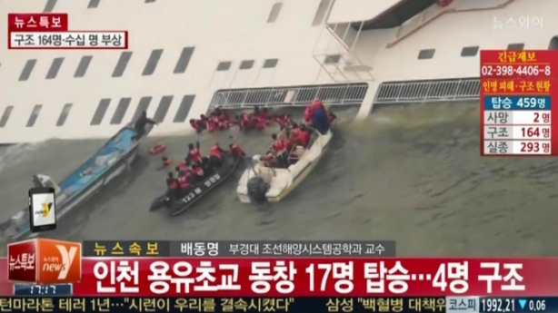 Those who decided to leave the Sewol immediately survived. Those who did not, did not survive. A harsh reality, but one from which lessons can possibly be learned.