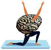 exercising brain