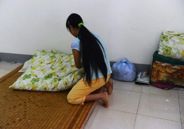 The child brides stolen from Vietnam and sold to China.