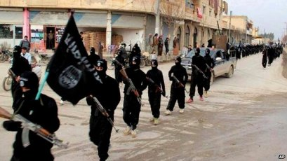 ISIS - well organised, well disciplined, utterly fanatical, and extremely dangerous.