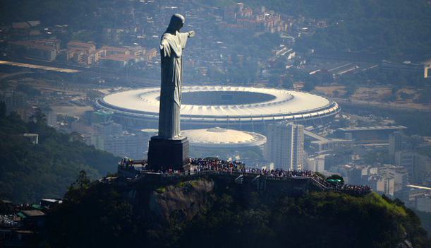Thank you Brazil: now, onto Russia, which somehow we suspect will not be quite as much fun for all concerned.
