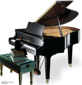 12 inch pianist