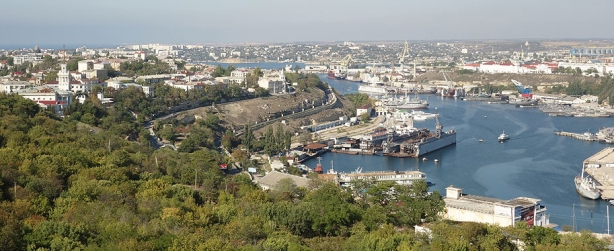 Sevastopol - it was always about the port, never about geo-politics.