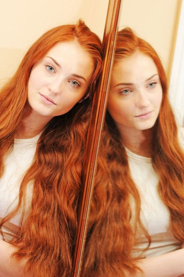 Game of Thrones boasts its fair share of adorable red heads.