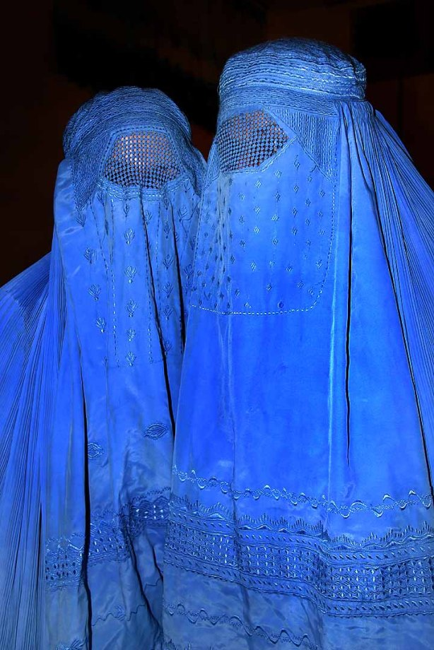 We think demanding women wear particular clothing in public is morally wrong, wherever the demand comes from. In Islamabad, for example, any woman attending the Haj pilgrimage to Mecca must now wear the burqua. Are we racists for saying we don't think women should be forced to wear a particular item of clothing to be allowed to be seen in public? We don't think so.