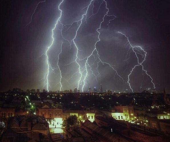 lightning melb 1