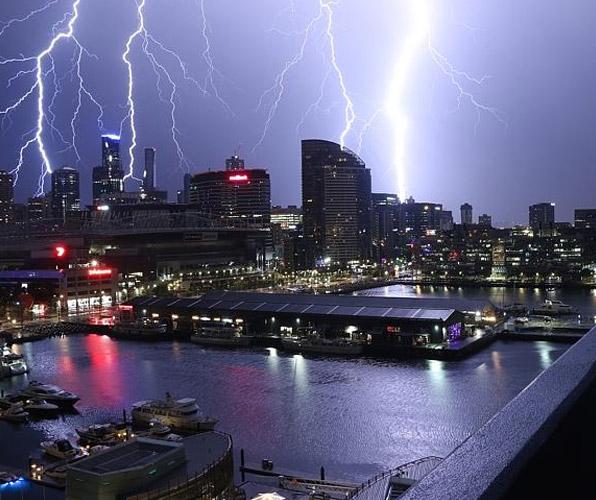lightning melb 2