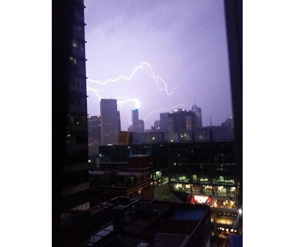 lightning melb 8