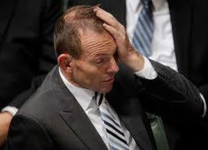 The Abbott government - looking very tired, very quickly.