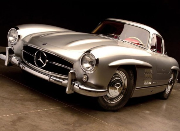 1954 Mercedes Benz 300 SL