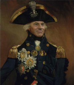 Admiral Sir John-Luc Picard of Wagga Wagga? Make it so.