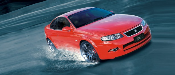 2009 Holden Special Vehicles Coupe