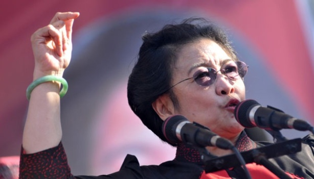 Megawati - the hard woman behind the Widodo throne.