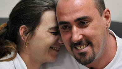 Alatoui's wife campaigns ceaseless for him to be saved.