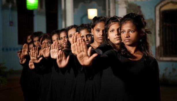Anti rape in India
