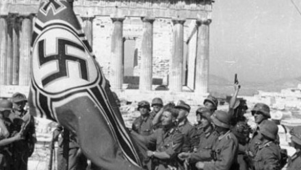 Greece suffered as much as everyone else in WWII. In 1953, they