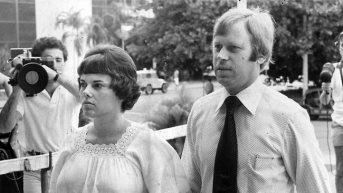 Lindy and Michael Chamberlain