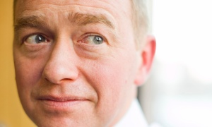 New Lib Dem Leader Tim Farron