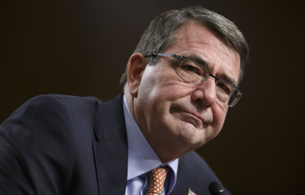 Defense Secretary Carter