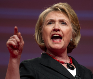 Hillary-Angry