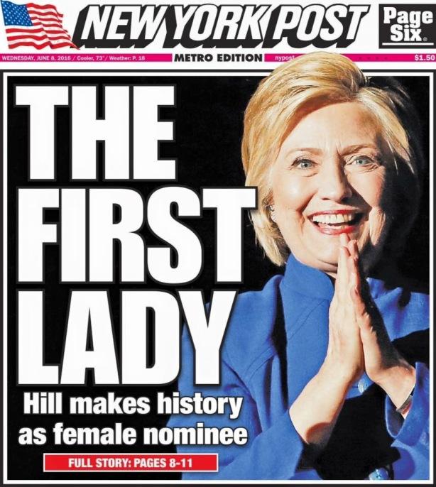 Clinton NY Post