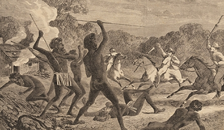 the impact of the europeans on the native americans and the environment during the colonial period Apush unit 1 study play impact of salutatory neglect on colonial life  cooperation, and conflict among different societies and social groups in north america during the colonial period.